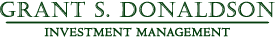 Grant Donaldson Logo